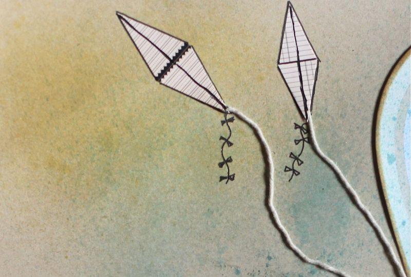Sun sea sand (kites)