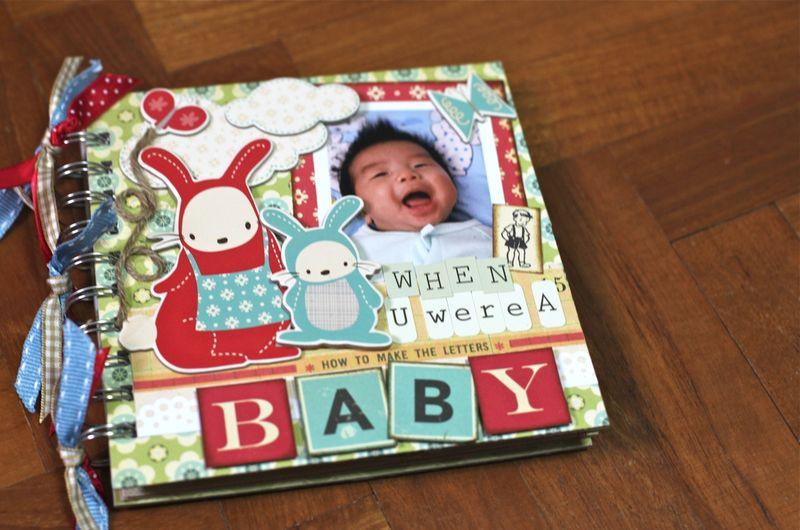 Baby album (cover)
