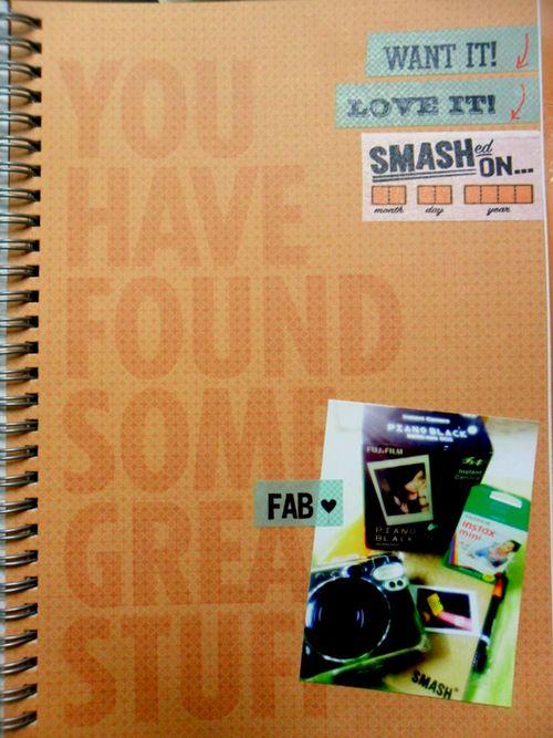 Smash page